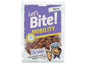 Snack BRIT Dog Let's Bite Mobility-150g