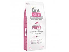 BRIT Care Grain-free Puppy Salmon & Potato-12kg