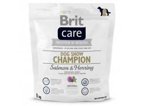 BRIT Care Dog Show Champion-1kg