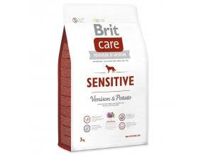 BRIT Care Dog Grain-free Sensitive Venison & Potato-3kg