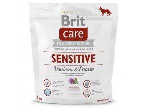 BRIT Care Dog Grain-free Sensitive Venison & Potato-1kg