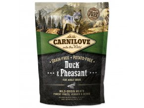 CARNILOVE Duck & Pheasant for Dog Adult-1,5kg