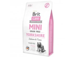 BRIT Care Dog Mini Grain Free Yorkshire-2kg