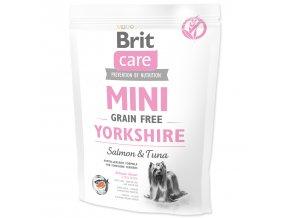 BRIT Care Dog Mini Grain Free Yorkshire-400g