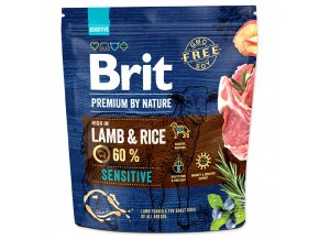 BRIT Premium by Nature Sensitive Lamb-1kg