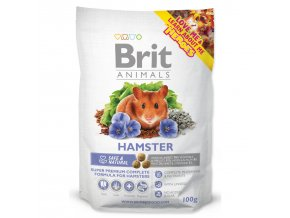BRIT Animals Hamster Complete-100g
