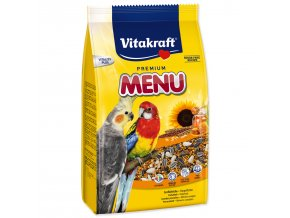 Menu VITAKRAFT Honey Gross Sittich-1kg