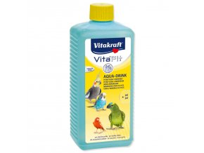 VITAKRAFT Aqua Drink s minerály-500ml
