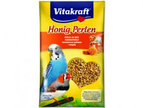 Perls Honey VITAKRAFT Sittich-20g
