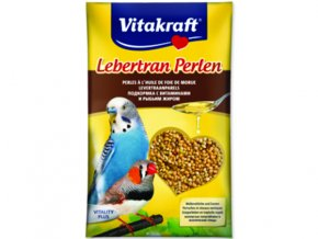 Lebertran Perls VITAKRAFT Sittich-20g
