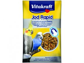 Jod Rapid Perls VITAKRAFT Sittich-20g