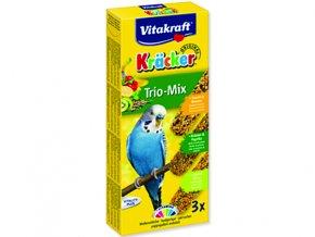 Kracker VITAKRAFT Sittich Banana + Kiwi + Fig-3ks