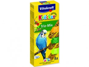 Kracker VITAKRAFT Sittich Banana + Kiwi + Fig-3ks