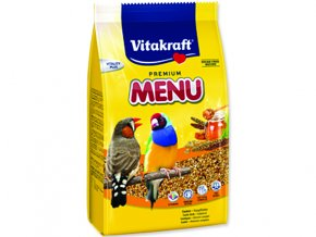 Menu VITAKRAFT Exotis Complete bag-500g