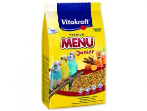 Menu VITAKRAFT Budgies Junior bag-500g