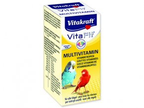 Kapky VITAKRAFT Vita Fit Multivitamin-10ml