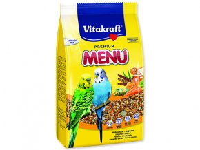 Menu VITAKRAFT Sittich Honey bag-500g