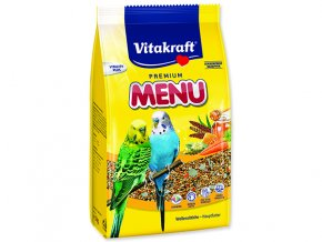 Menu VITAKRAFT Sittich Honey bag-1kg