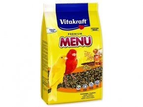 Menu VITAKRAFT Kanarien Honey bag-500g