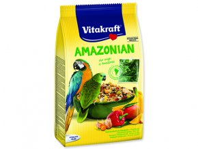 Amazonian Papagei VITAKRAFT bag-750g