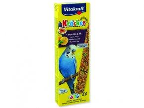Kracker VITAKRAFT Sittich Fruit-2ks