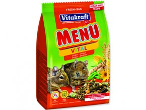 Menu VITAKRAFT Degus-600g
