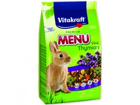 Menu VITAKRAFT Rabbit Thymian bag-1kg
