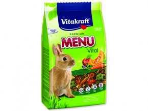 Menu VITAKRAFT Vital Rabbit-3kg
