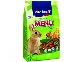 Menu VITAKRAFT Rabbit bag-500g
