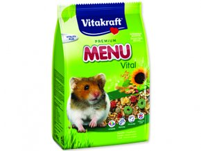 Menu VITAKRAFT Hamster bag-400g