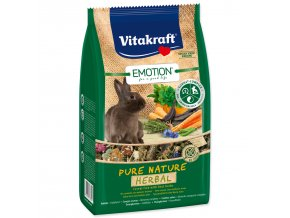 VITAKRAFT Emotion herbal králík-600g