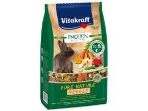 VITAKRAFT Emotion veggie králík-600g