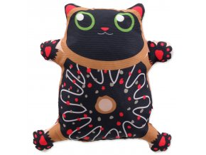 Hračka LET`S PLAY kočka s catnipem 2 - 14 cm-1ks