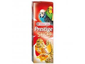 Tyčinky VERSELE-LAGA Prestige medové pro andulky-60g