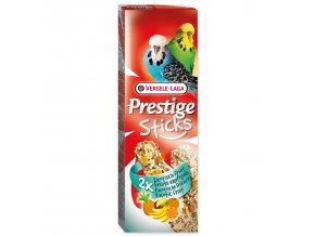 Tyčinky VERSELE-LAGA Prestige exotické ovoce pro andulky-60g