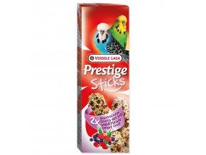 Tyčinky VERSELE-LAGA Prestige lesní ovoce pro andulky-60g
