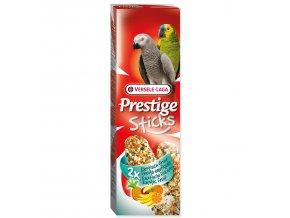 Tyčinky VERSELE-LAGA Prestige exotické ovoce pro velké papoušky-140g