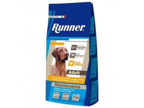 Krmivo RUNNER Adult Maintenance Chicken-18kg