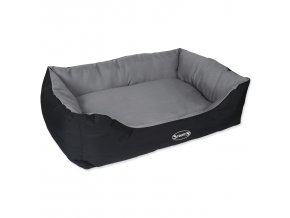 Pelíšek SCRUFFS Expedition Box Bed šedivý XL-1ks