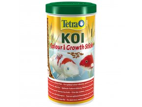 TETRA Pond Koi Colour&Growth Sticks-1l