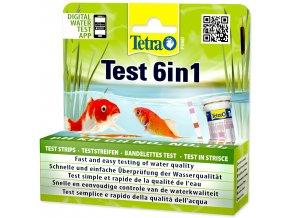 TETRA Pond Test 6 in 1-25ks