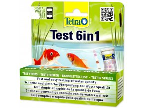 TETRA Pond Test 6 in 1-25ks