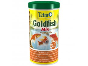 TETRA Pond Goldfish Mix-1l