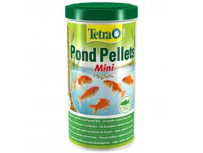 TETRA Pond Pellets Mini-1l