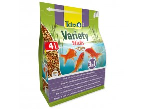 TETRA Pond Variety Sticks-4l