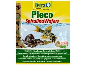 TETRA Pleco SpirulinaWafers sáček-15g
