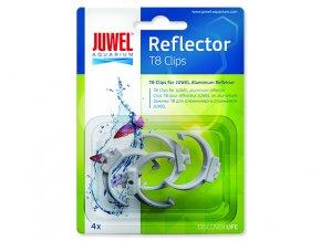Náhradní úchytka JUWEL na reflektor T8 plastová-4ks