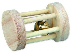Hračka TRIXIE váleček dřevěný 5 cm-1ks