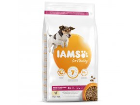 IAMS Dog Senior Small & Medium Chicken-3kg