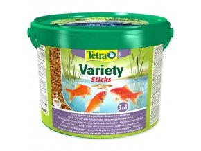 TETRA Pond Variety Sticks-10l